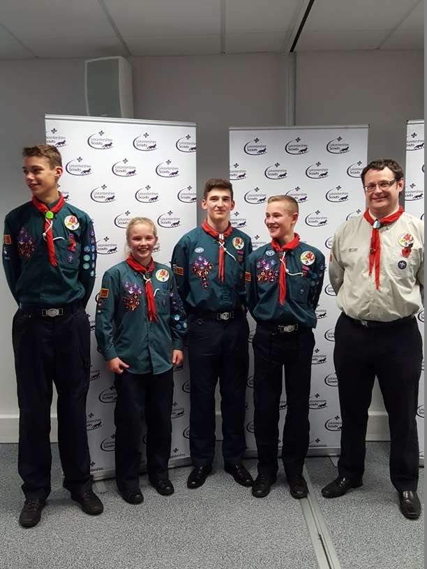 Chief Scout Award